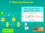 3 filtering observer