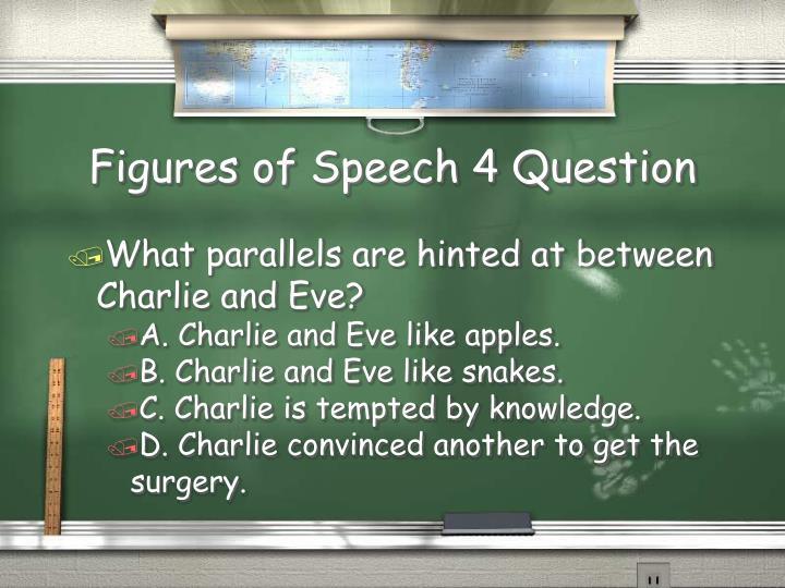 Figures of Speech 4 Question