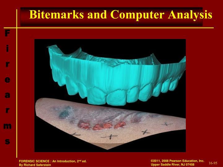 Bitemarks and Computer Analysis