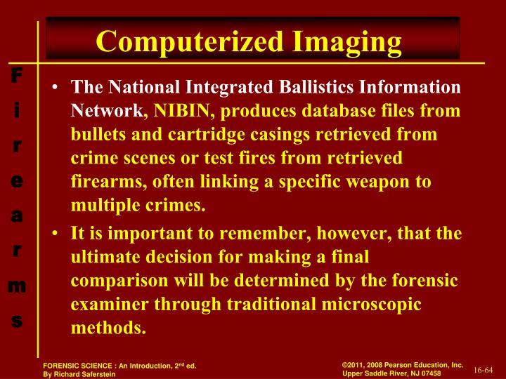 Computerized Imaging