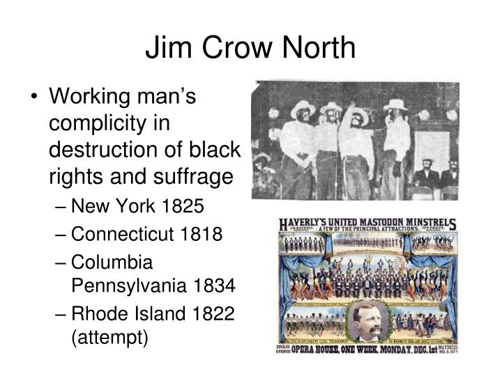 Jim Crow North