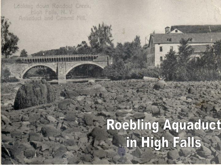 Roebling Aquaduct
