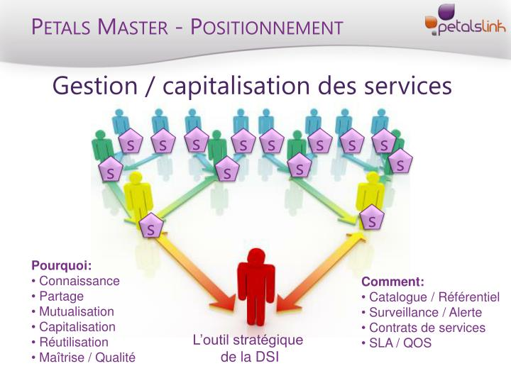 Petals Master - Positionnement