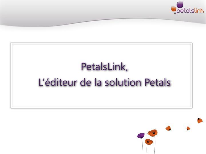 PetalsLink