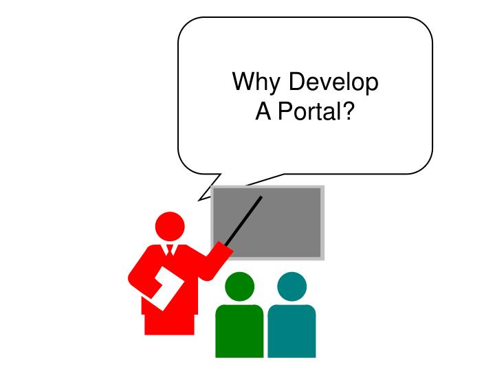 Why Develop