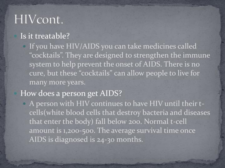HIVcont.