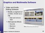 graphics and multimedia software6