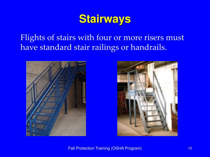 Ppt Fall Protection In General Industry Powerpoint