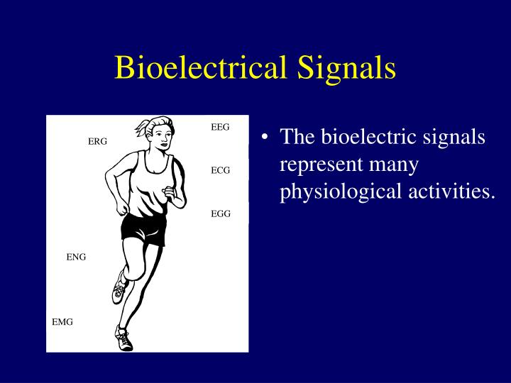 Bioelectrical Signals