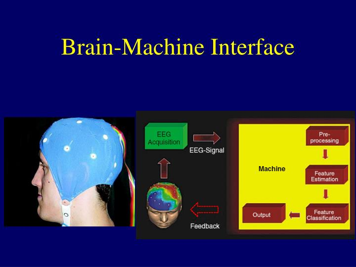 Brain machine interface1