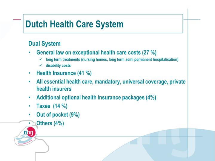 Dutch Health Care System