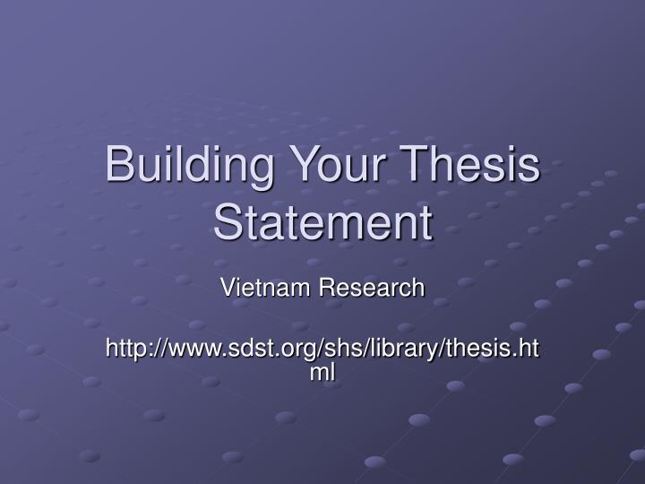 what is a good thesis statements In essays and research papers, your introduction should contain a thesis statement your thesis will express the main idea of your paper and share your position on the topic.