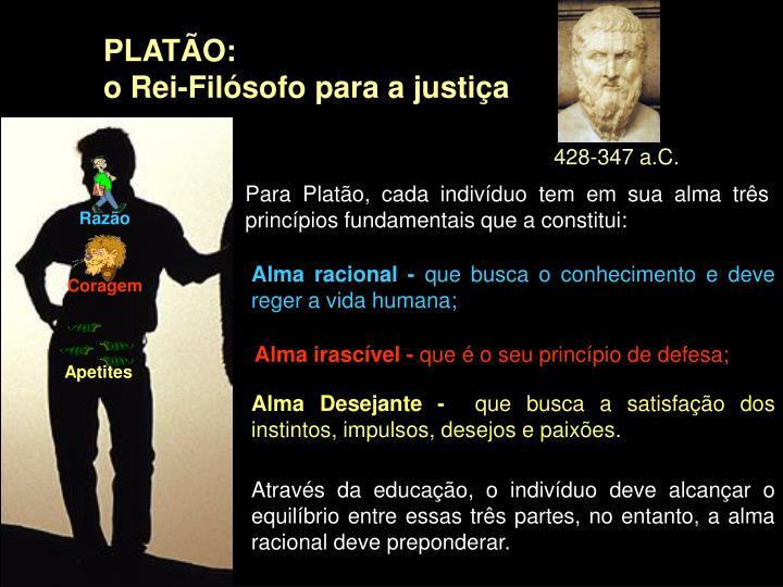 PLATÃO:
