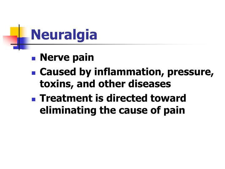 Neuralgia