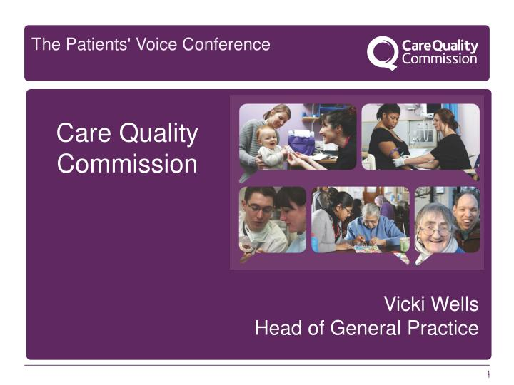 The Patients' Voice Conference