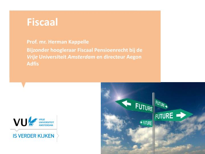 Fiscaal