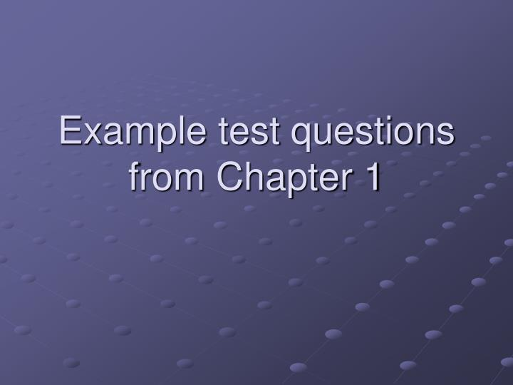 test questions with answer for psychology Psychological tests are part of the field of psychology known as psychometrics psychological testing allows people the opportunity to get a glimpse of how they appear to the outside world based on answers to very specific questions about behavior, attitudes, history, and preferences.