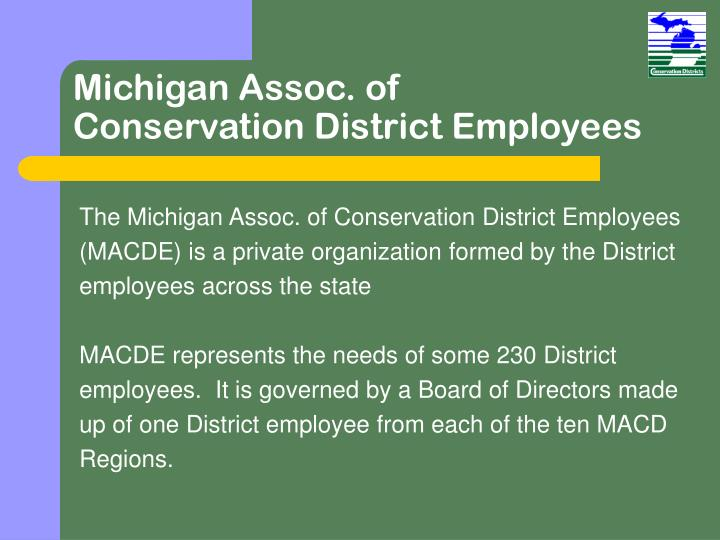 Michigan Assoc. of