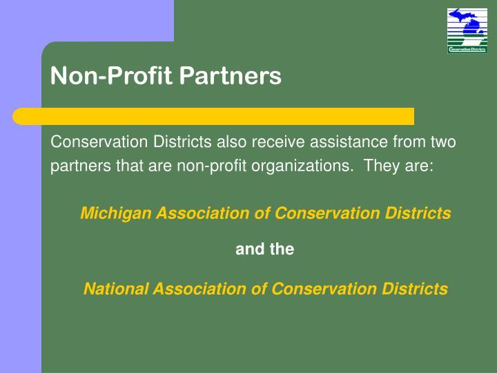 Non-Profit Partners