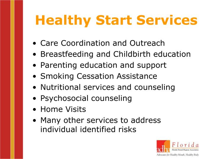 Healthy Start Services