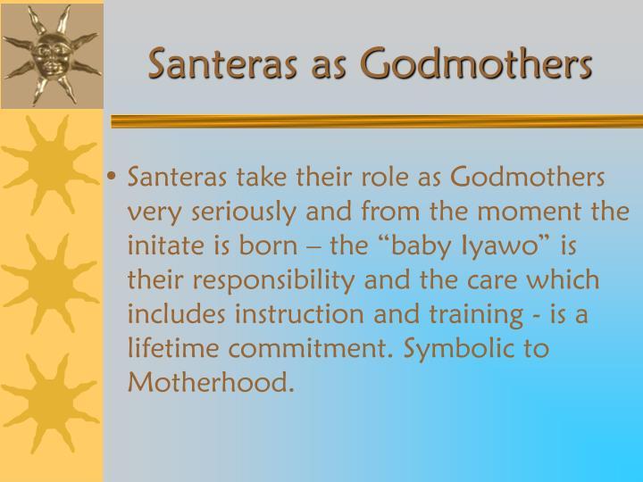 Santeras as Godmothers