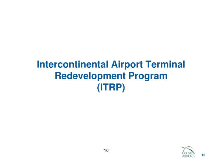 Intercontinental Airport Terminal