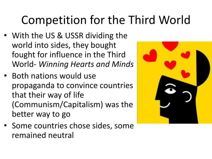 Competition for the Third World
