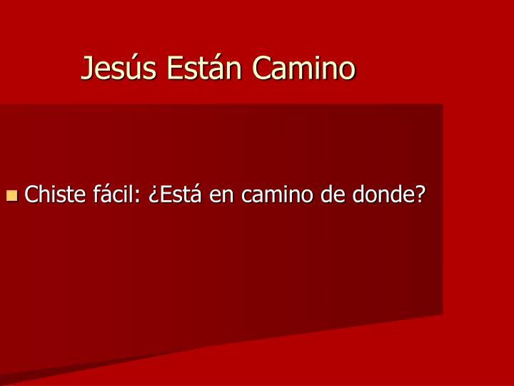 Jesús Están Camino