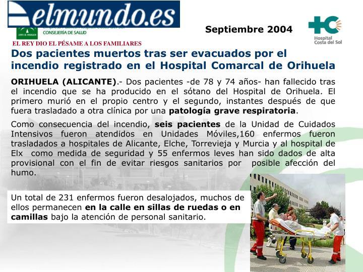 Septiembre 2004