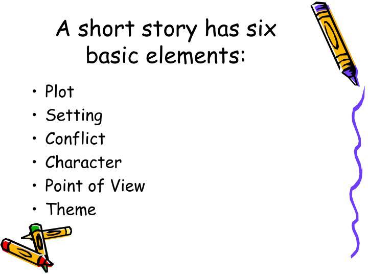 essay writing elements