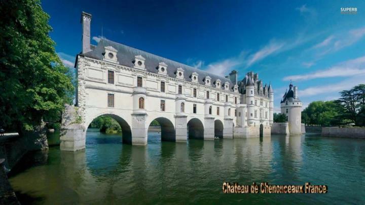 Château de Chenonceaux France