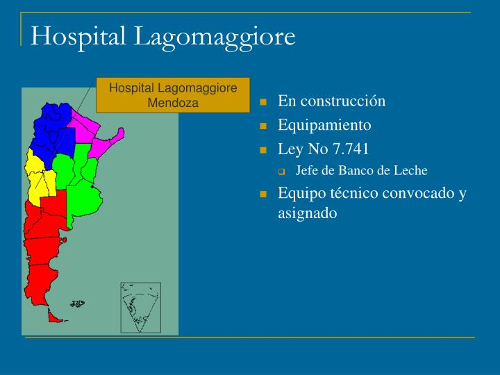 Hospital Lagomaggiore