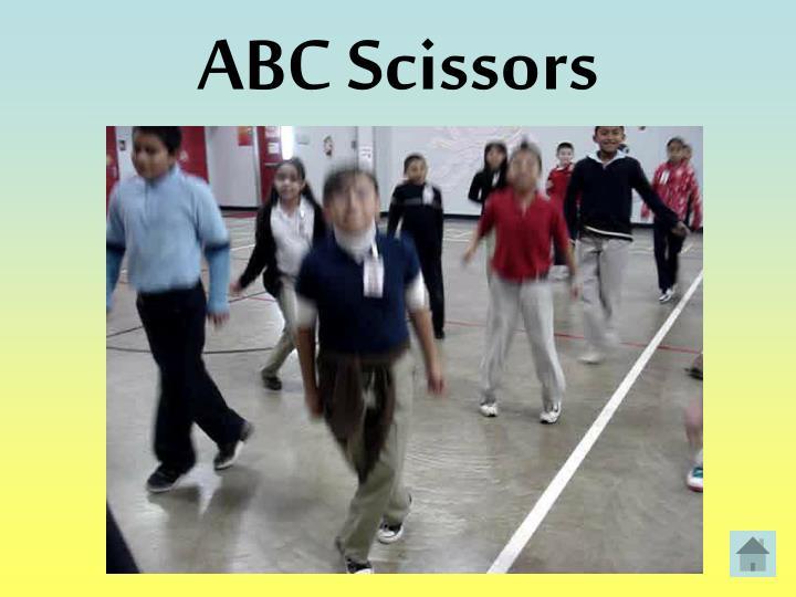 ABC Scissors