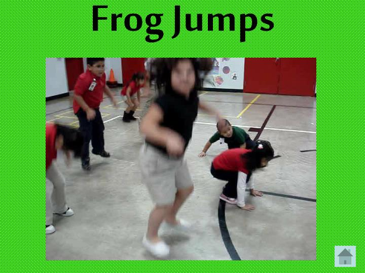Frog Jumps