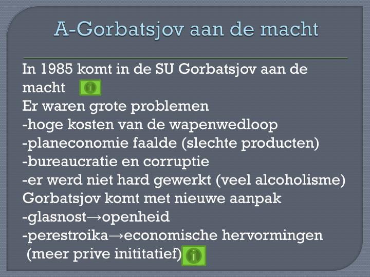 A-Gorbatsjov