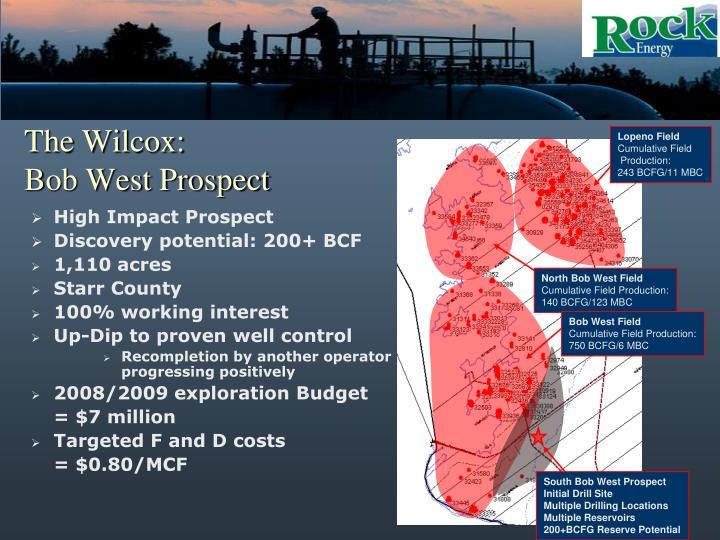 The Wilcox: