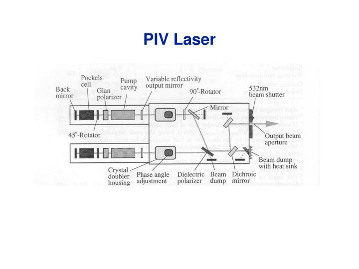 PIV Laser