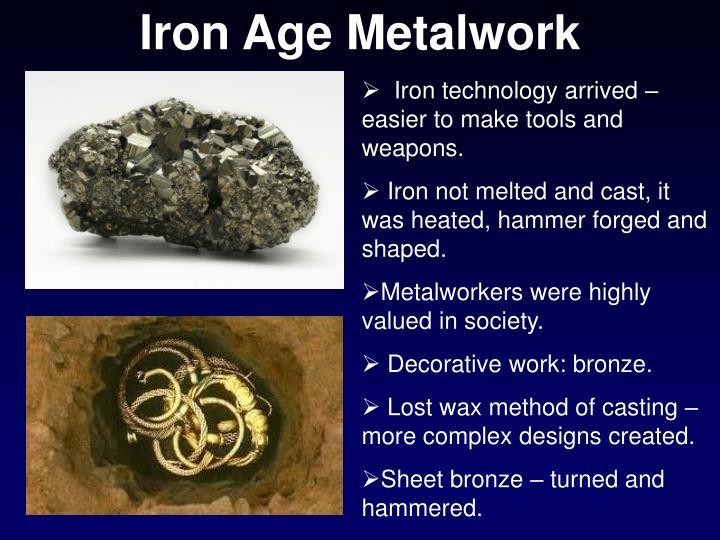 Iron Age Metalwork