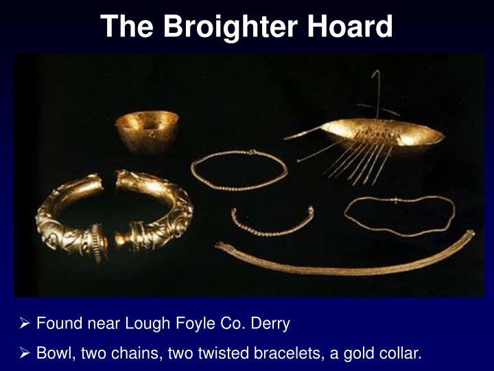 The Broighter Hoard
