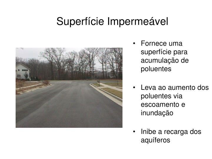 Superfície Impermeável