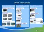 dvr product s