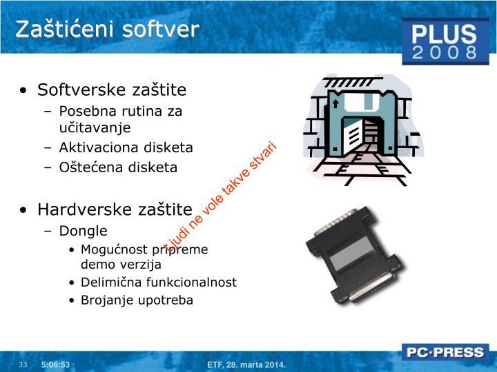 Zaštićeni softver