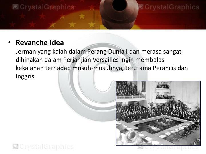 Revanche Idea