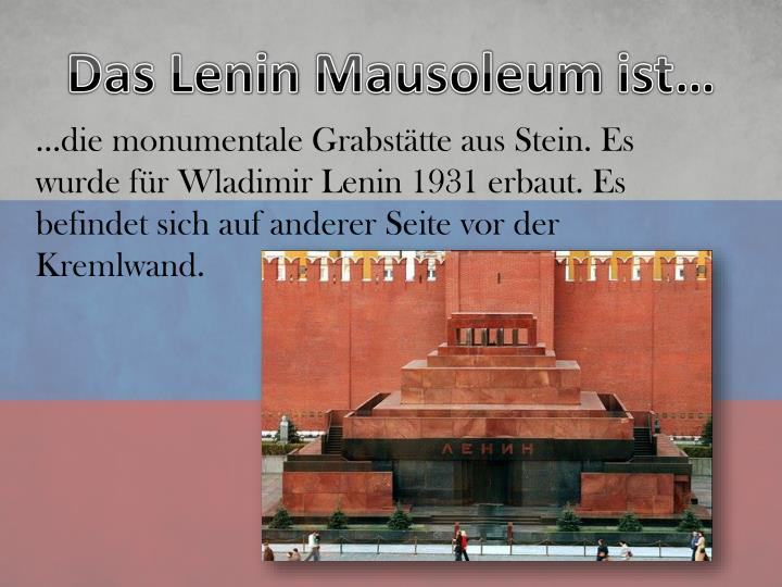 Das Lenin