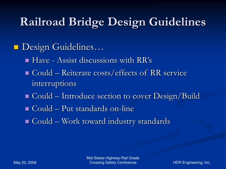 Design Guidelines…