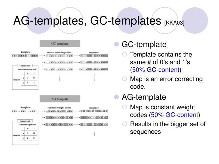 GC-template