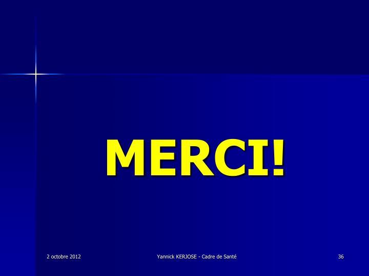 MERCI!