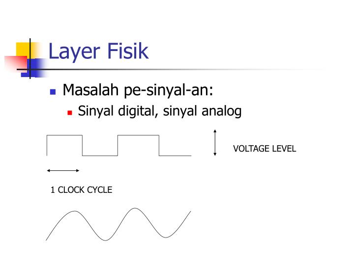 Layer Fisik