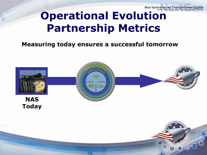 Operational Evolution Partnership Metrics