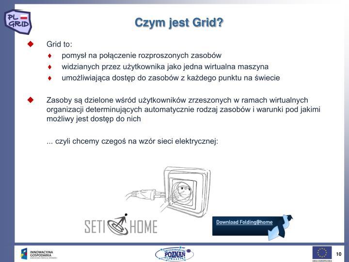 Czym jest Grid?